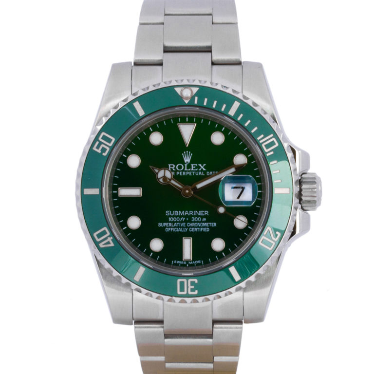 Rolex Submariner 116610LV Full Stickers