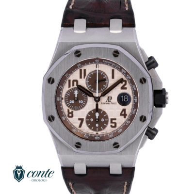 Audemars Piguet Royal Oak Offshore Safari 26470ST.OO.A801CR.01